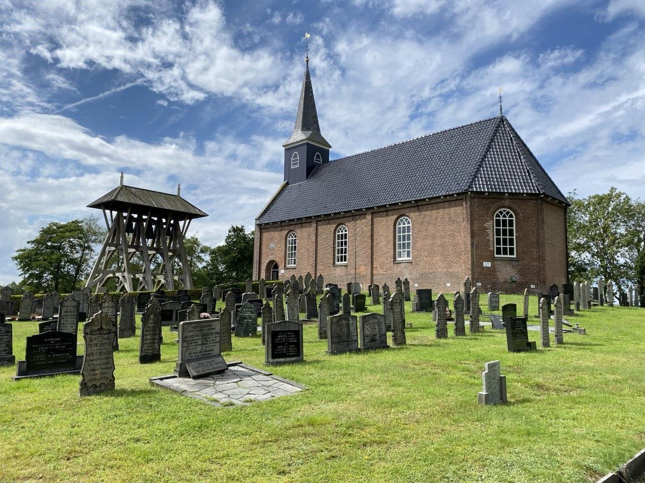 Kerk Weinjeterp hervormde kerk Wijnjewoude